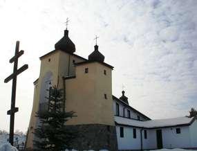 Cerkiew greckokatolicka w Kruklankach