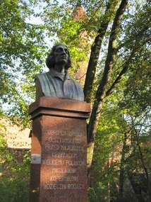 Pomnik Mikołaja Kopernika w Olsztynie