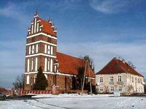 Kościół św. Jodoka w Satopach-Samulewie