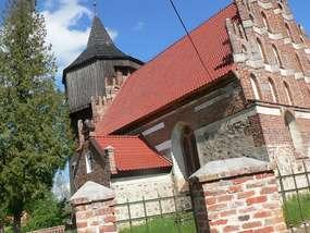 Kościół św Krzyża w Sułowie (XIV wiek)
