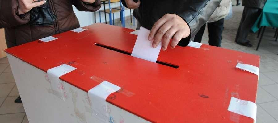 21 października odbędzie się pierwsza tura wyborów samorządowych