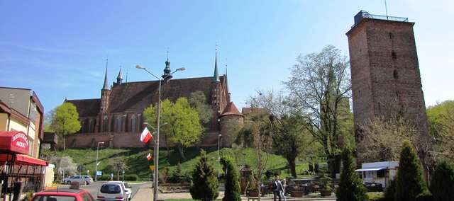 Frombork Wieża Wodna (punkt widokowy) - full image