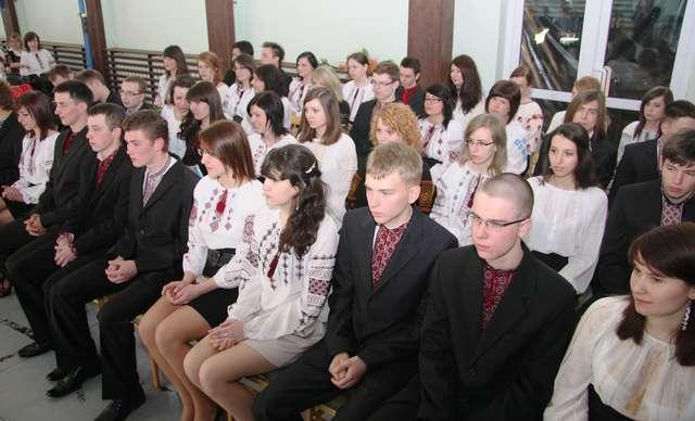 Górowo Iławeckie: pożegnanie ze szkołą - full image