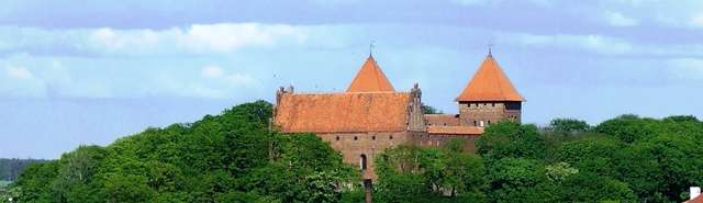Nidzica: zamek krzyżacki  - full image