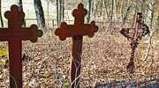 Cmentarz rodzinny w Nowej Ukcie