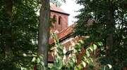 Kościół w Tołkinach z przełomu XIV/XV wieku