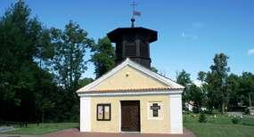 Kościół w Bożym z 1754 roku