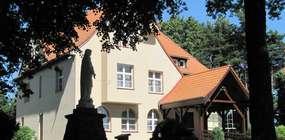 Kościół pw. Matki Boskiej Ostrobramskiej w Rucianym- Nidzie