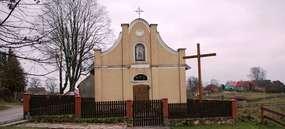 Kaplica w Bredynkach