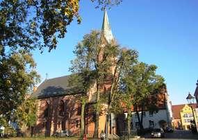 Kościół ewangelicki Chrystusa Zbawiciela w Olsztynie