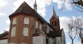 Kościół św. Elżbiety z 1718 roku w Kraszewie