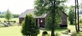Muzeum Chata Mazurska w Sądrach