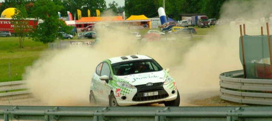 Samochód WRC