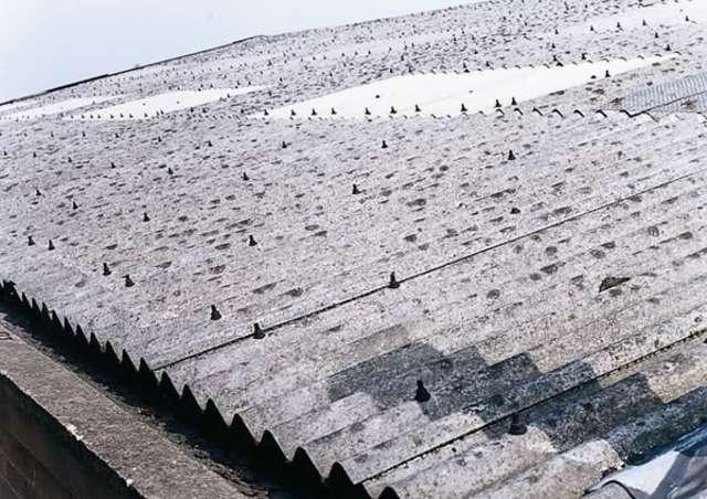 680 ton azbestu do usunięcia. Dofinansowanie nie dla każdego - full image