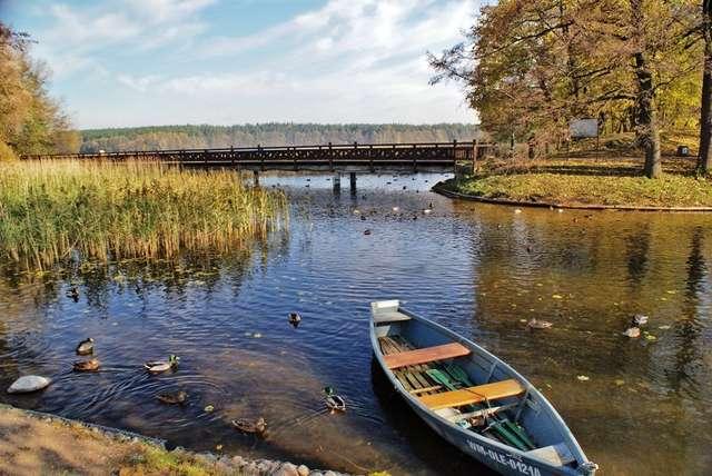 Trasa rowerowa: Olecko - jezioro Garbas - full image
