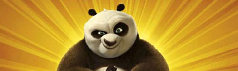 "Plakat filmu ""Kung Fu Panda 2"""