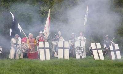 Bitwa stulecia pod Wopławkami