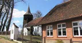 Koścół św. Małgorzaty w Kłębowie