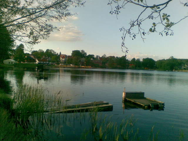 Jezioro Sukiel w Olsztynie - raj dla wędkarzy - full image