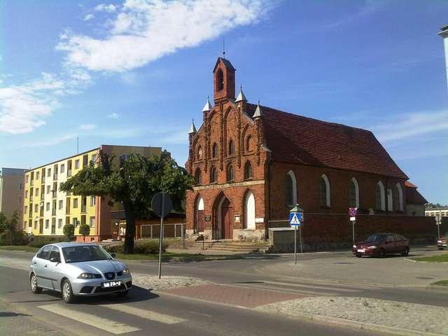 Braniewo: cerkiew Świętej Trójcy - full image