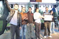 Grand Prix zdobył zespół Fade Out z Olsztyna