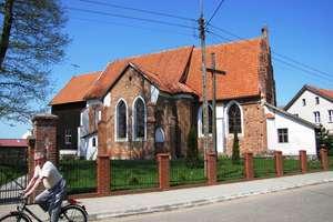 Wilczęta: kościół z XIV wieku