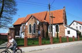 Kościół w Wilczętach