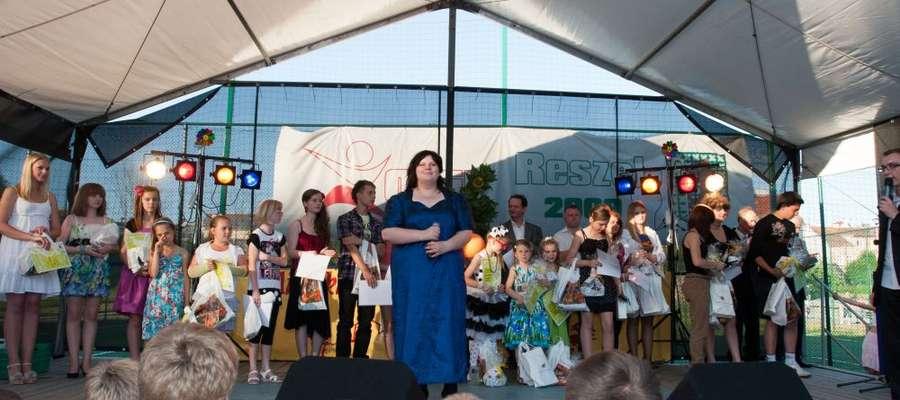 Amanda Kilanowska wygrała 18. edycję Reszelskiego Festiwalu Piosenki.
