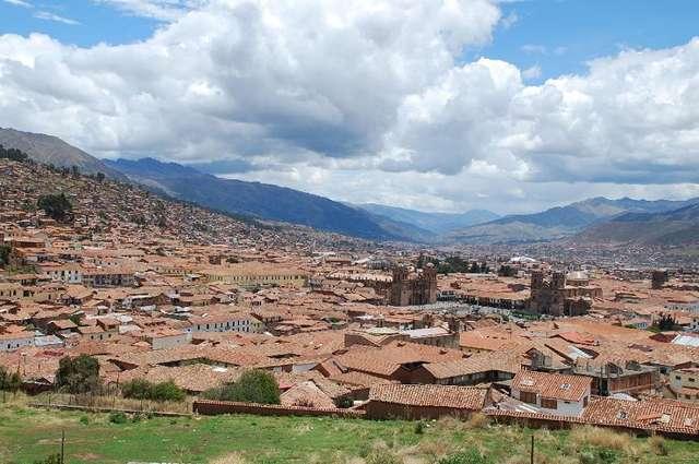 Panorama Cuzco - full image
