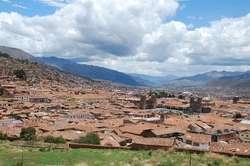 Panorama Cuzco