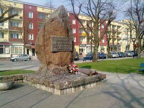 Pomnik Bojownikom o Polskość Ziemi Mazurskiej w Giżycku