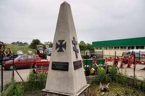 Pomnik lotników w Działdowie