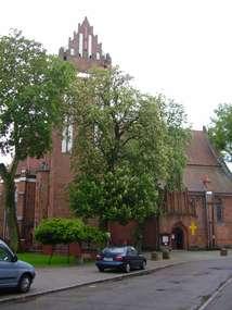 Kościół św. Piotra i Pawła w Morągu