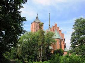 Kościół (bazylika) św. Katarzyny w Braniewie