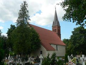 Kościół św. Michała w Bisztynku