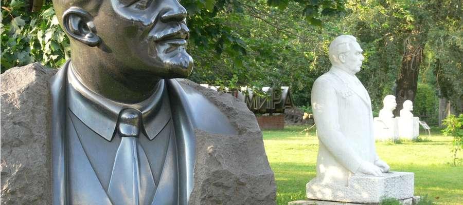 Lenin i Dzierzyński stracili swoje miasta
