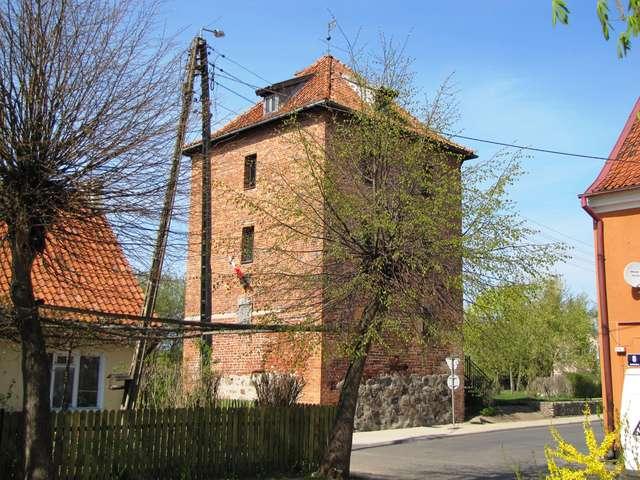 Frombork: baszta  żeglarska  - full image
