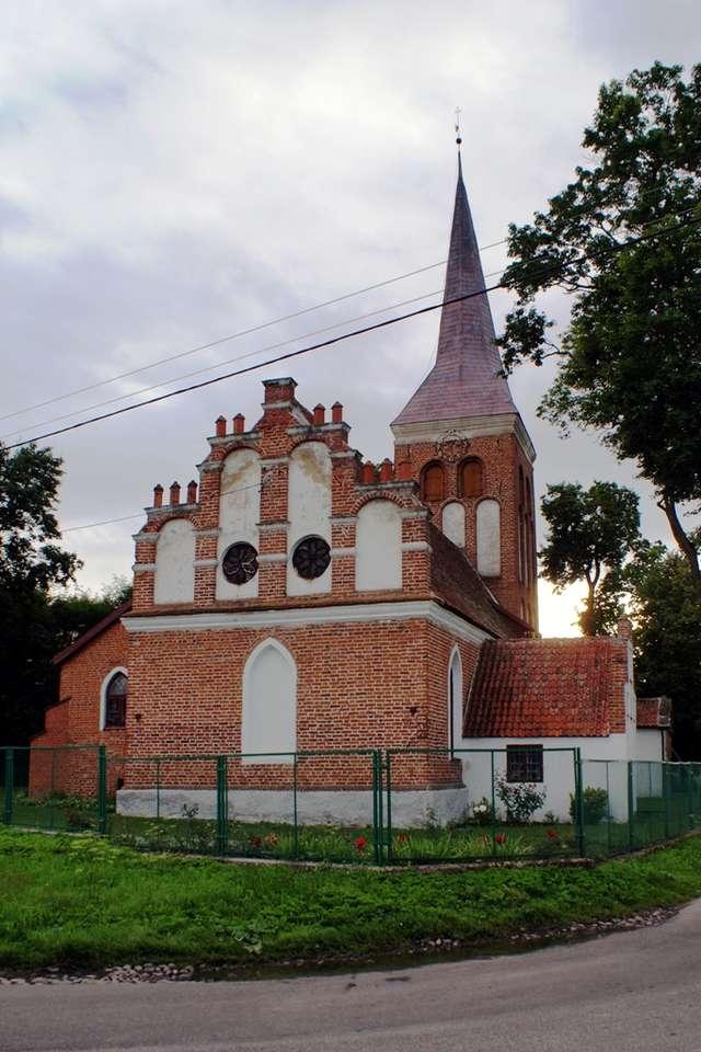 Drogosze - Kościół Matki Bożej Ostrobramskiej - full image