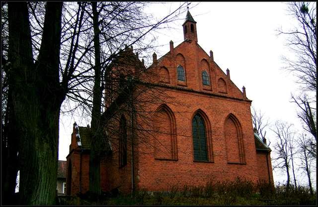Cerkiewnik: Kościół p.w. św. Katarzyny - full image