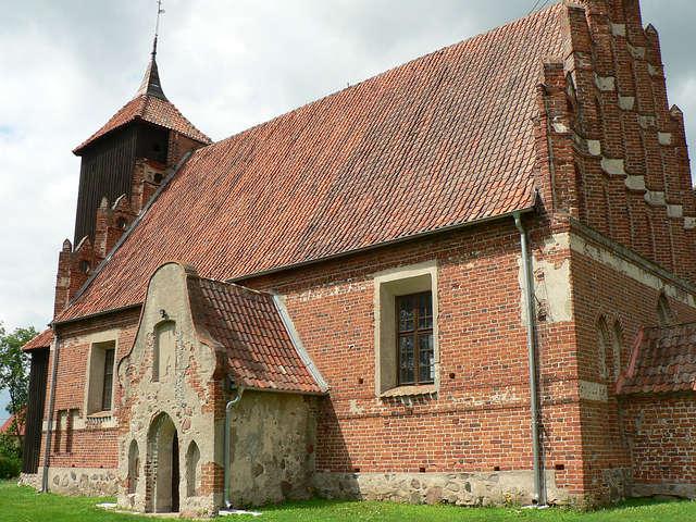 Tłokowo: Kościół św. Jana Chrzciciela - full image