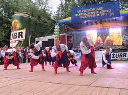 Widłunnia 2011: tańczy Werchowynka