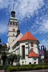 Katedra Narodzenia Najświętszej Marii Panny pochodzi z XV wieku