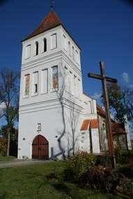 Kościół z XV wieku w Węgielsztynie