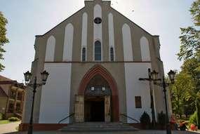 Kościół pw. Podwyższenia Krzyża Świętego w Korszach