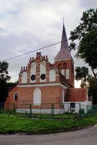 Kościół Matki Bożej Ostrobramskiej w Drogoszach.