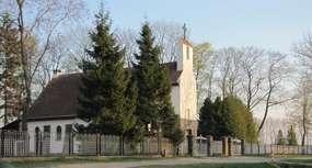 Kościół z XIX wieku w Wilkowie