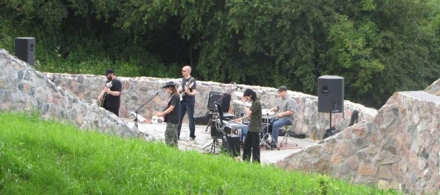 The Blues Station w amfiteatrze