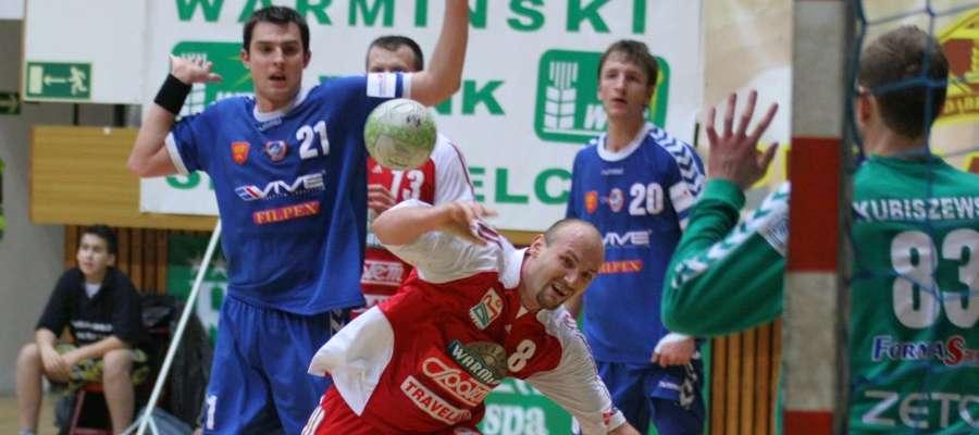 Daniel Żółtak (nr 21) z Vive wywalczył dwa tytuły mistrzów Polski.