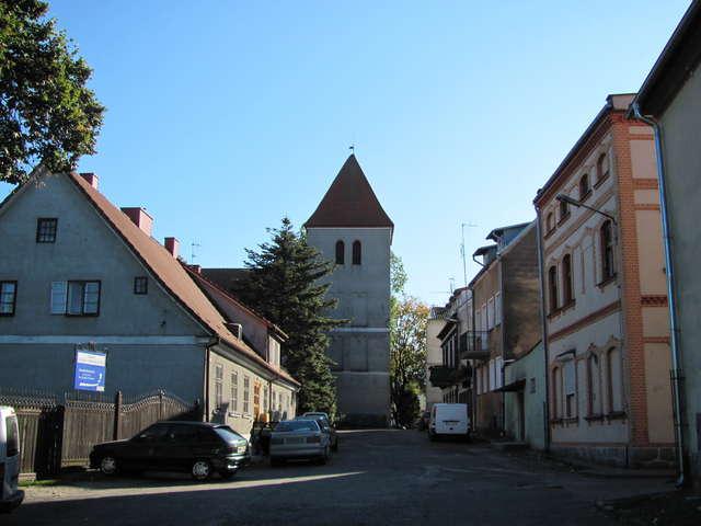 Jubileusz mrągowskiego kościoła ewangelicko-augsburskiego - full image