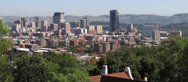 Pretoria; kolory nie tylko czarno-białe - full image